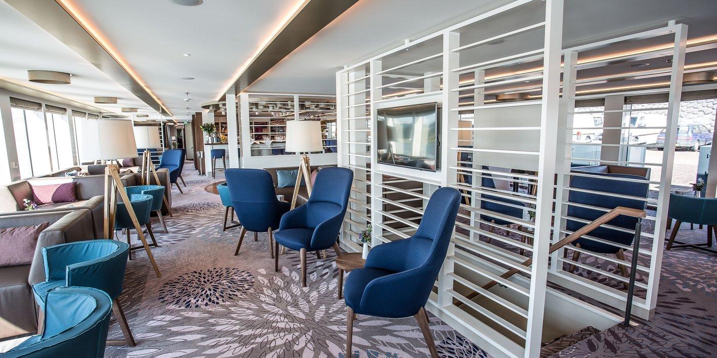 Panorama Lounge, MS Asara