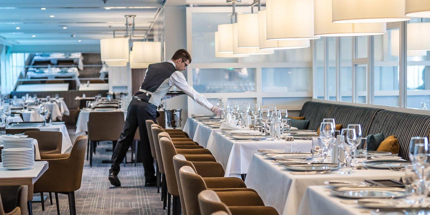 Restaurant Vier Jahreszeiten, MS Asara
