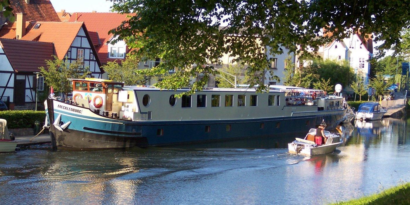 MS Mecklenburg  Tausend Seen