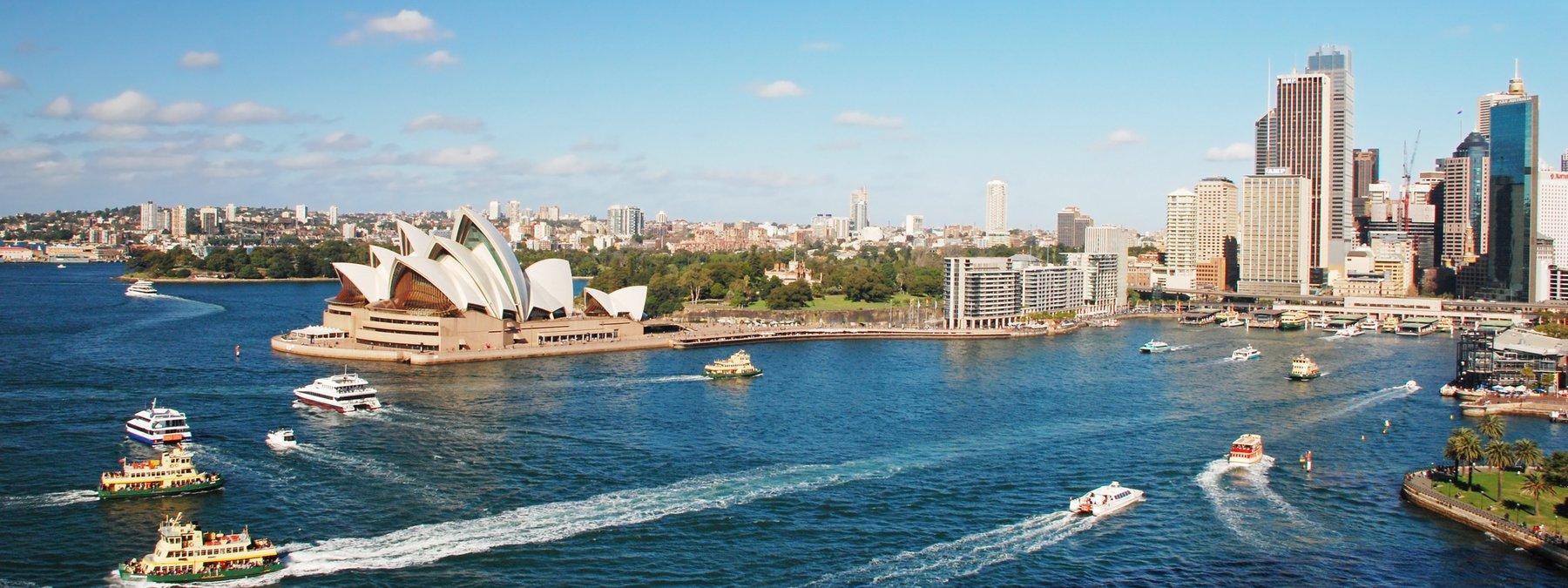 Amera - Hafen von Sydney, Australien