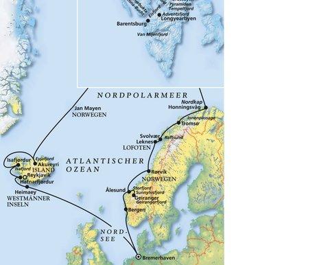 arktis kreuzfahrt ihr abenteuer mit eisbren am nordpolarmeer. Black Bedroom Furniture Sets. Home Design Ideas