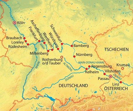 Deutschland, Österreich
