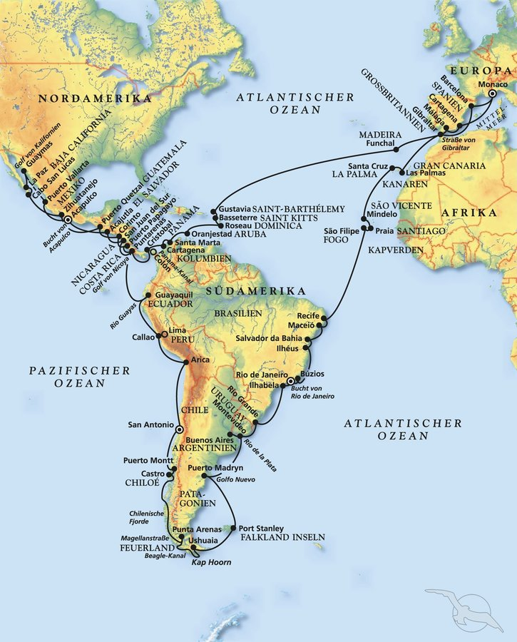Südamamerica Dating-Touren