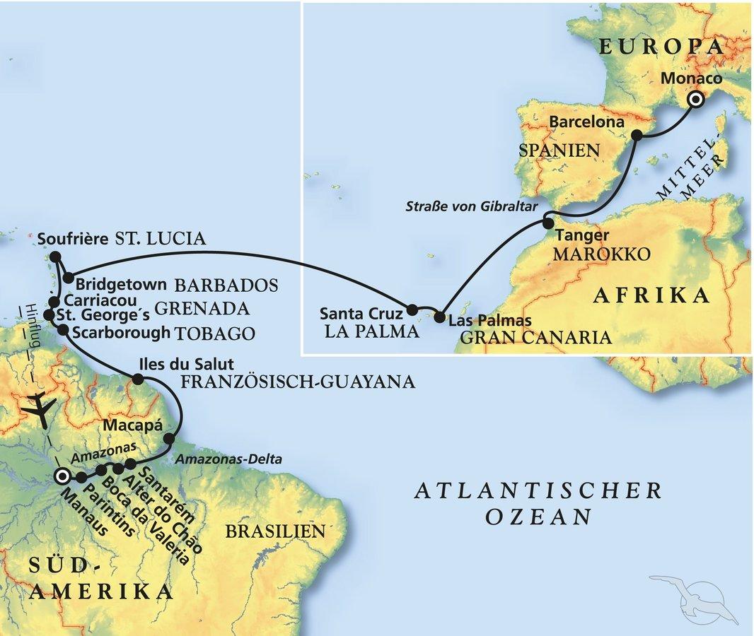 Pleasant Amazonas Abenteuer Karibik Perlen Atlantikuberquerung Camellatalisay Diy Chair Ideas Camellatalisaycom