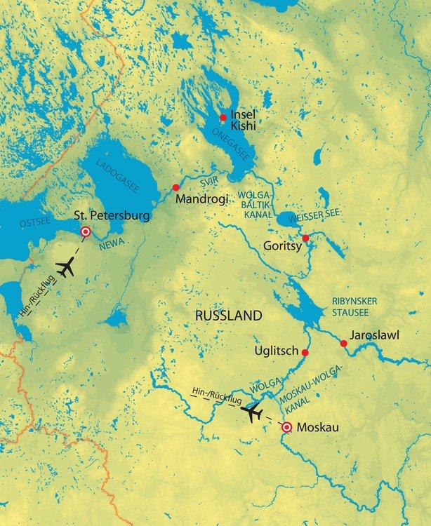 wolga kreuzfahrt entdecken sie russland mit phoenix reisen. Black Bedroom Furniture Sets. Home Design Ideas