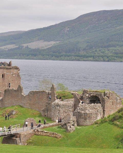 Größter schottischer see loch