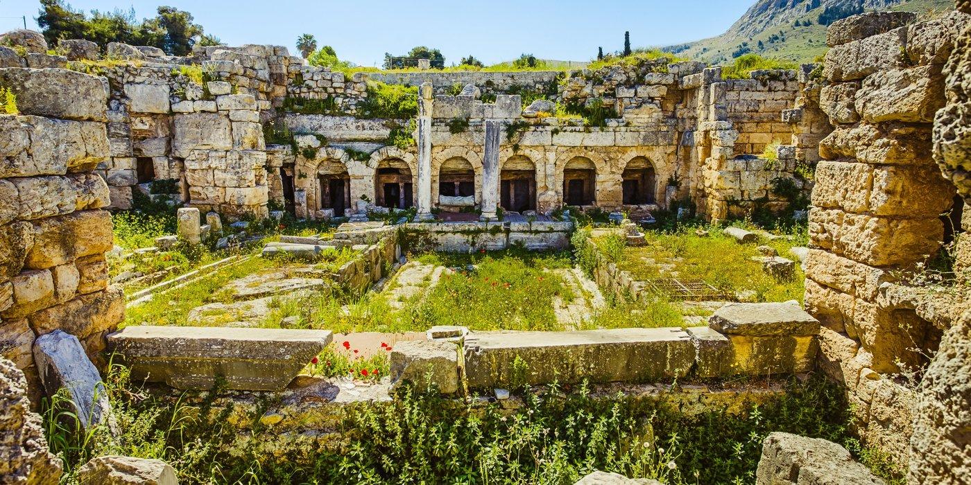 Die schönsten Ankerplätze im –stlichen Mittelmeer