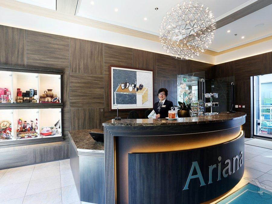 Ariana-Schiffsbeschreibung-Unser Schiff für gehobene Ansprüche