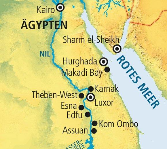 Agypten Total Online Buchen Mit Phoenix Reisen Gmbh