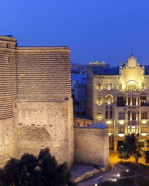 Rundreise Aserbaidschan Schmelztiegel Der Kulturen Online Buchen Mit Phoenix Reisen Gmbh